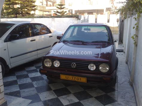 volkswagen golf 1987 volkswagen golf 1987 for sale in islamabad pakwheels