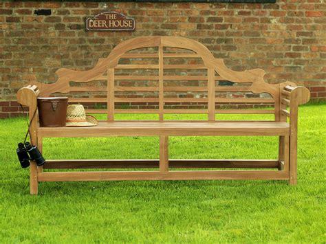 lutyens teak garden bench lutyens teak garden bench 180cm teak marlborough bench 1 8m