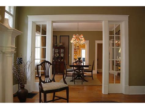 Dining Room To Living Room Transition Dining Room Living Room Transition Entry Ways And