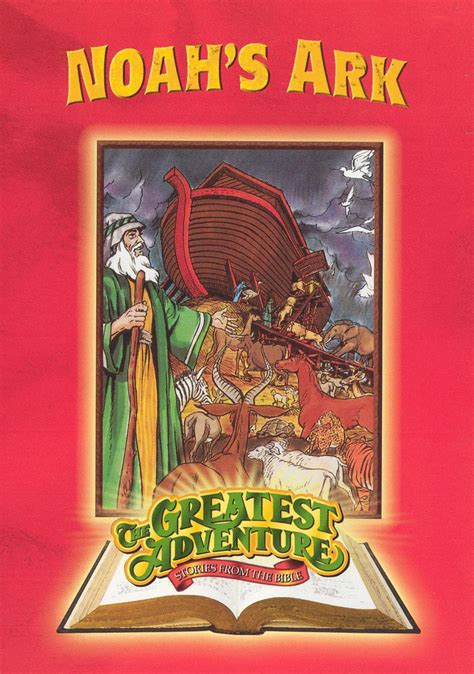 themes of an adventure story greatest adventure stories from the bible noah s ark