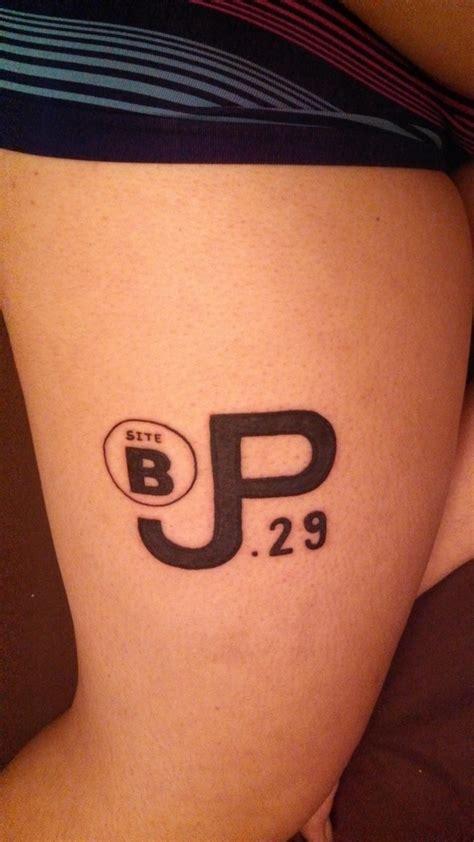 tattoo ideas reddit i like the jp logo as a idea found on reddit