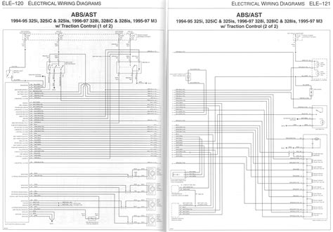 bmw e36 wiring diagram manual bmw wirning diagrams