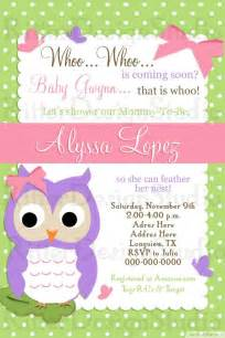 owl baby shower invitations free 6 smart owl baby shower invitations printables ideas for