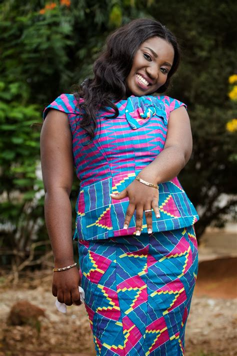 kente styles 2014 ghana kente kaba styles for engagement