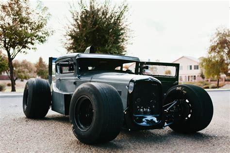 Auto Tuning L Beck by 30 Ford A Vtec Quand Un Hot Rod Rencontre Une F1 De