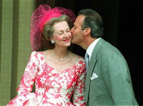 raine spencer princess diana s stepmother raine spencer dies aged 87