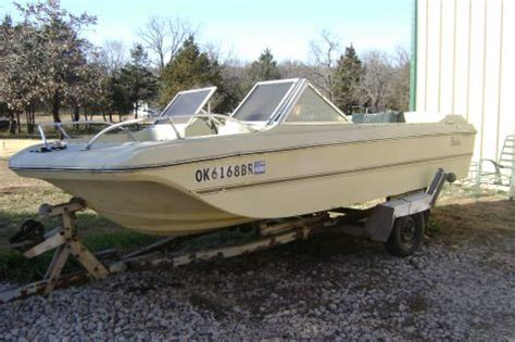 used boats for sale by owner in oklahoma boats for sale 1976 16 foot renkin walkthrough windshie