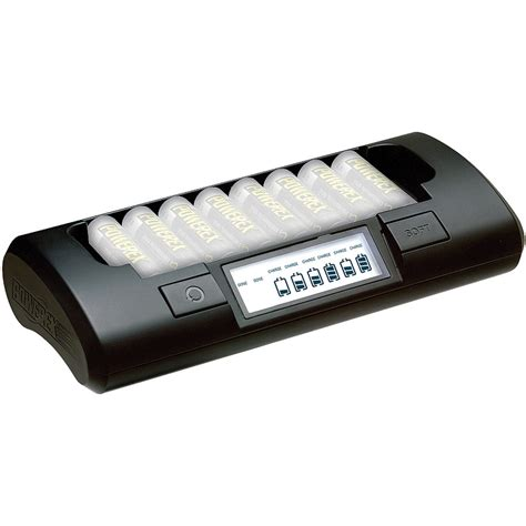 Charger Maha Powerex Mh C801d Eight Cell 1 Hour Aa Aaa Charger Powerex Mh C801d 8 Cell 1 Hour Charger For Aa Aaa Mh C801d B H