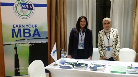 Gust Kuwait Mba by Gust Participates In Qs World Mba Tour Fair Gust
