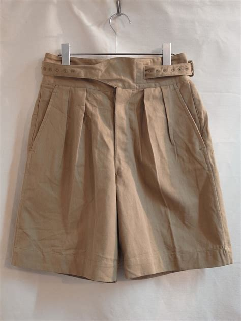 army pattern shorts recollect 61 unused deadstock british army 1950 pattern