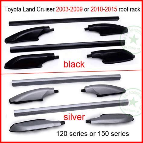Prado 120 Roof Racks For Sale by Aliexpress Buy Toyota Land Cruiser Roof Rack Rail