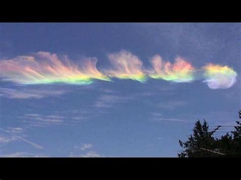 imagenes de arcoiris arcoiris de fuego en el cielo de chiclayo youtube