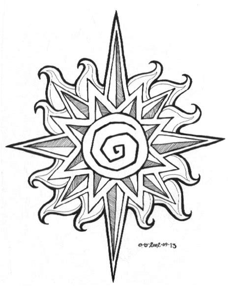 sunburst tattoo designs sunburst spiral by amytaluuri on deviantart