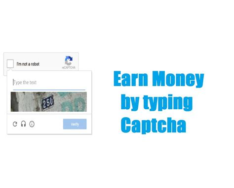 earn money typing captcha 2captcha techieswag - Make Money Online Typing Captcha