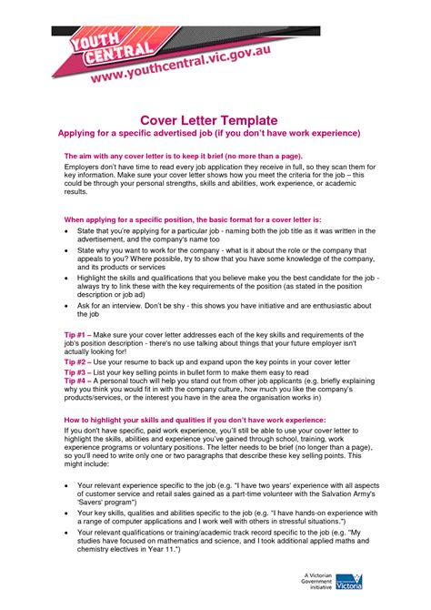 cover letter for sales assistant with no experience cover letter for administrative assistant