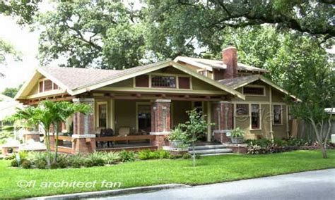 arts and crafts style home plans craftsman bungalow arts and crafts bungalow house plans