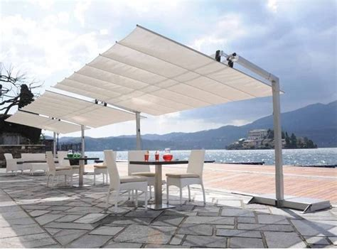 Italian Garden Awning   Contemporary   Canopies Tents And