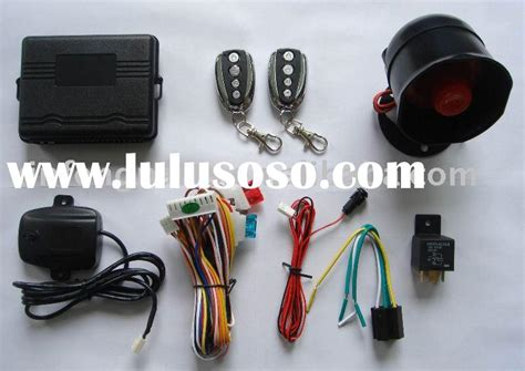 Alarm Mobil Auto auto security system auto security system manufacturers