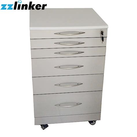 mobile dental cabinet stainless steel mobile dental cabinet for dental clinic