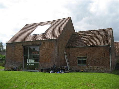 Renovation D Une Grange by R 233 Novation D Une Grange En Un Loft Alliant Modernit 233 Et