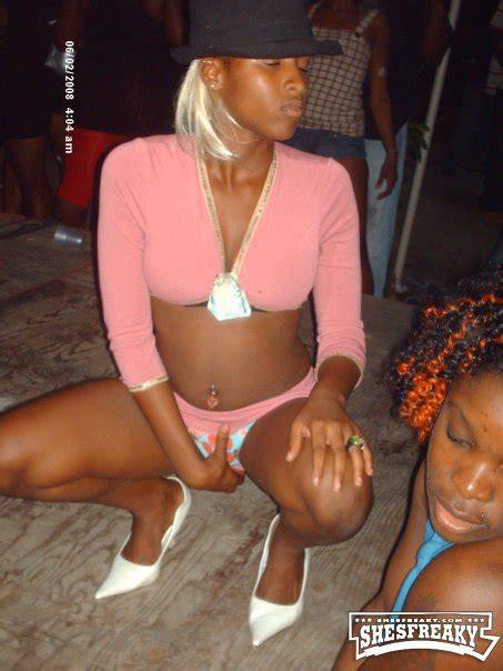 Bubbles Jamaican Ebony Shesfreaky
