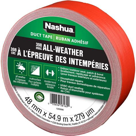nashua nashua 398 all weather duct 48mm x 54 9m