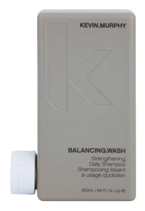 How To Wash Colored Hair by Kevin Murphy Balancing Wash Energising Shoo For