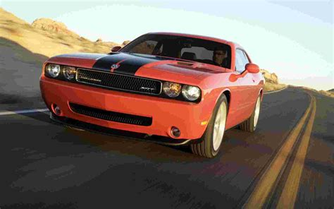 Lydia Hearst Dodges by Dodge Challenger Srt8 Widescreen 225316 Wallpaper Dodge