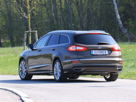 Ford Mondeo Kofferraumvolumen by Ford Mondeo Vignale Traveller 2 0 Tdci At Awd