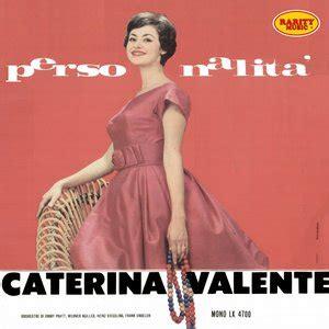 caterina valente alben caterina valente albums and discography last fm