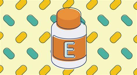 Suplemen Vitamin E why you don t need vitamin e supplements