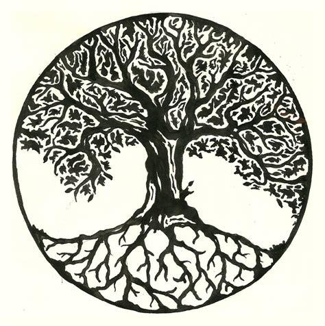 design art lifestyle yggdrasil on pinterest tree tattoo designs celtic tree