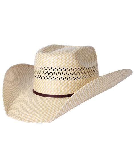 western straw cowboy hats for men rodeo king 174 25x vegas 2 tone straw hat straw mens