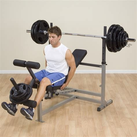 body solid combo bench body solid powercenter combo bench gdib46l fitnesszone