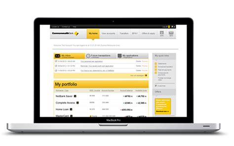 comm bank netbank login banking commonwealth bank
