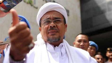 Sisi Habib Rizieq pemimpin front pembela islam archives nontonberita