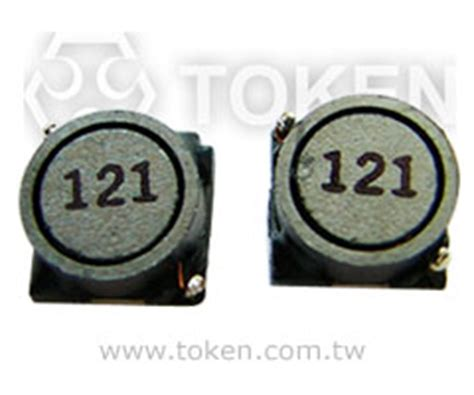token power inductors wirewound power inductors large current inductors tpslf token components