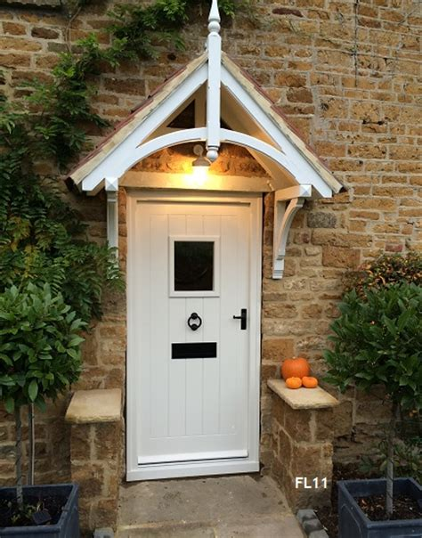 Front Porch Awnings For Home Cottage Doors Bespoke Doors And Windows