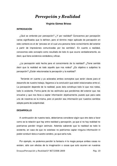 ejemplos de hechos economicos gratis ensayos primer ensayo filos 243 fico percepci 243 n y realidad