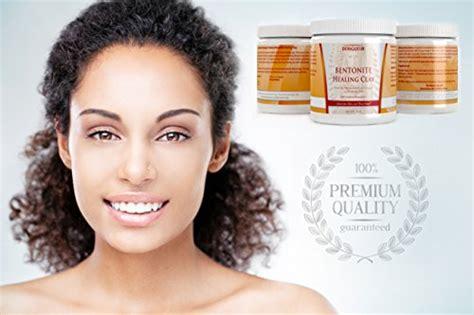 Hair Mud Detox by Cosmetics Derigueur Sodium Bentonite Clay Powder Wash