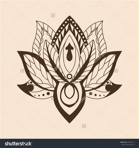 mandala tattoo vector lotus flower mandala clipart clipground