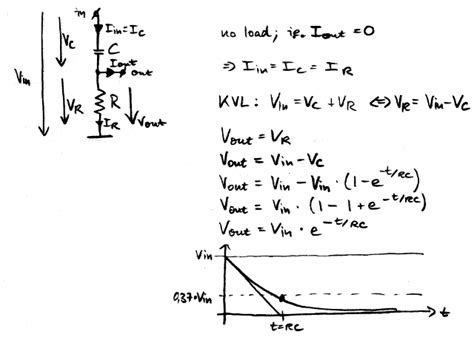 integrator circuit formula rc integrator circuit formula 28 images rc integrator circuit voltage electrical engineering