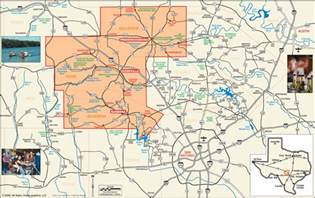 map of the hill country hill country country reporter