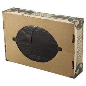 essex 55 gal linear low density black ecosac 100