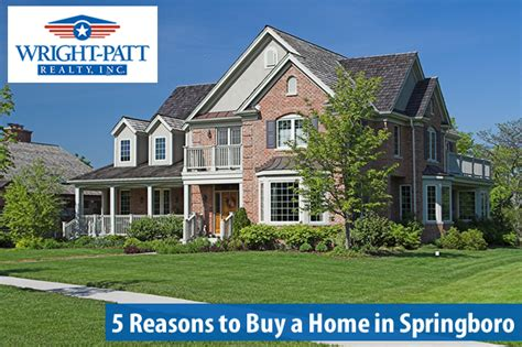 buying a house in ohio buying a house in springboro ohio
