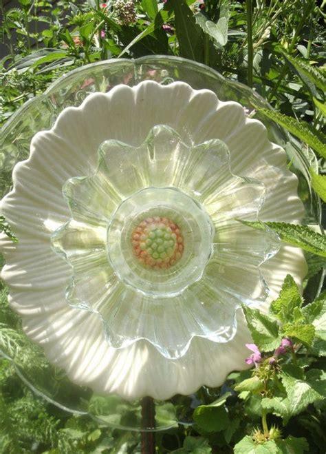 Whimsical Glass Garden Flowers Glass Garden Flowers