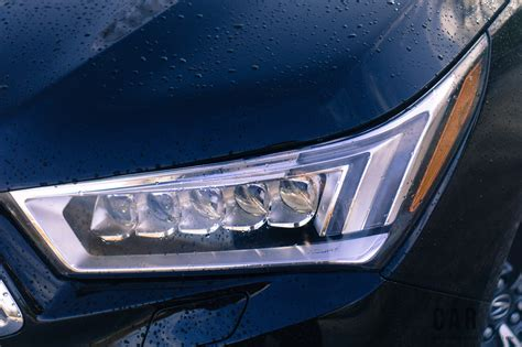 Elite Auto Lights by Review 2017 Acura Mdx Elite Canadian Auto Review