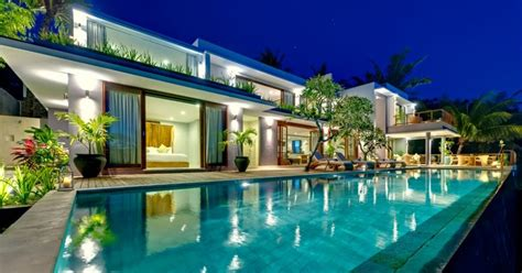 gorgeous homes vacation villa lombok indonesia most beautiful houses