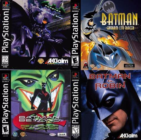 Batman Collection batman collection jogos para ps1 r 30 99 em
