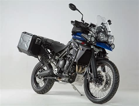 Arrow Aluminium Tiger By Insyirah travel accessories for new tiger 800 overland magazine